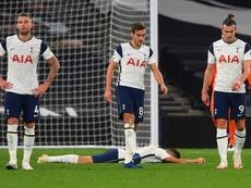 Bale regresó con empate. EFE