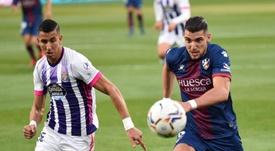 Huesca y Valladolid se anularon. EFE