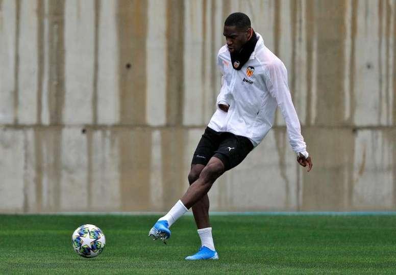 L'Atletico veut Kondogbia. EFE