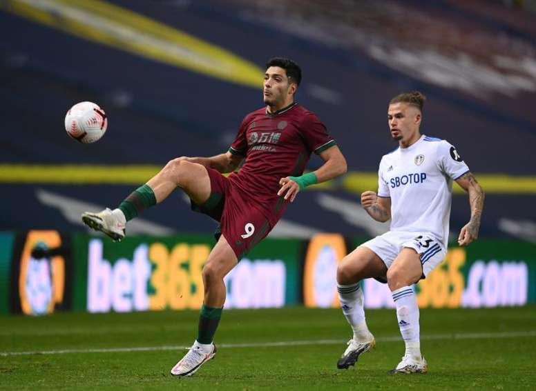 Leeds s'incline face à Wolverhampton. EFE