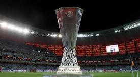 Comienza el camino hacia la final de la Europa League. EFE