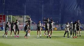 Torreira y Lodi estarán en Munich. EFE