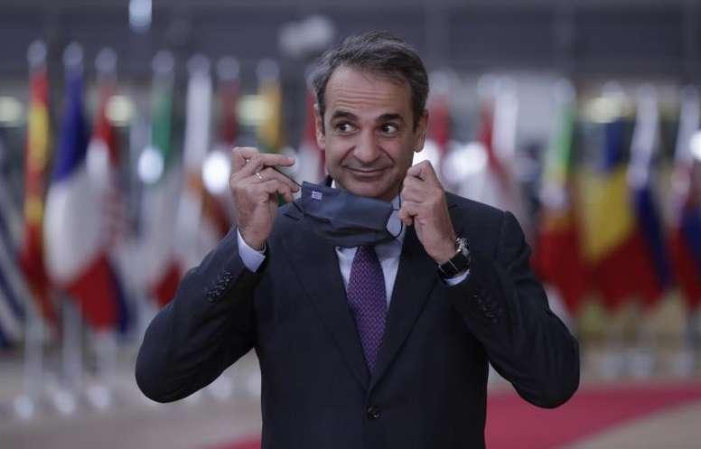 El primer ministro griego decidió que no habrá público. EFE