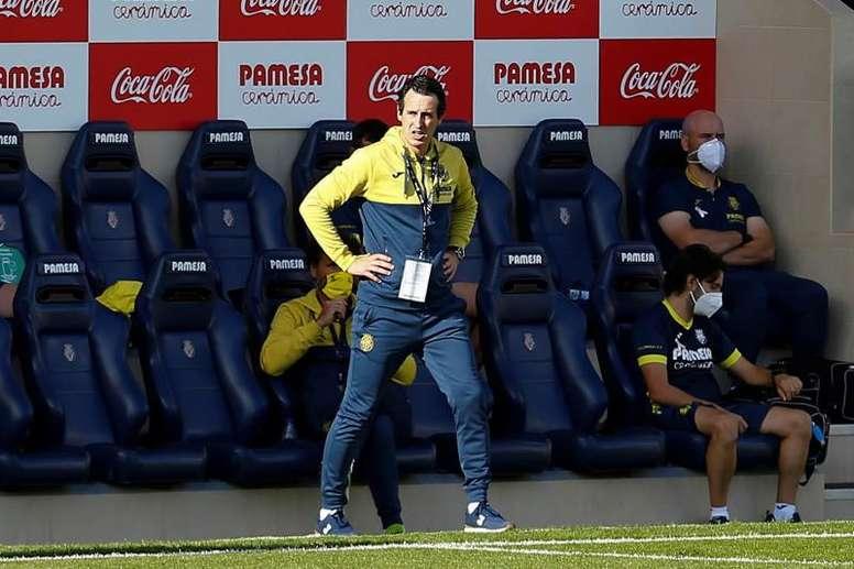 El Villarreal disputó tres veces las 'semis' de la segunda competición europea. EFE