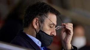 Bartomeu deja la presidencia del Barcelona. EFE