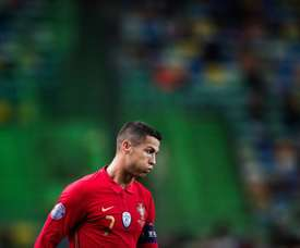 The Italian sports minister was critical of CR7 once again. EFE