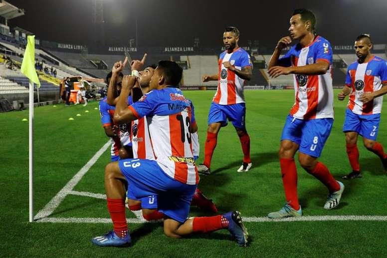 Estudiantes de Mérida está a un punto de lograr su pase a la Sudamericana. EFE/Archivo