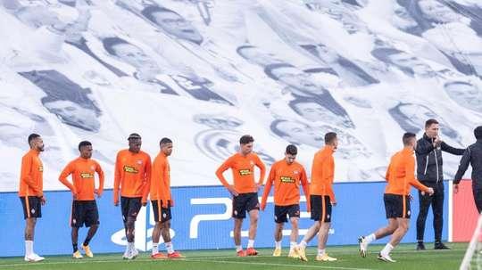 El Shakhtar no será el equipo reconocible y con brasileños que brilló en Europa. EFE