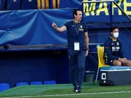 El Villarreal y Emery son expertos en la competición europea. EFE