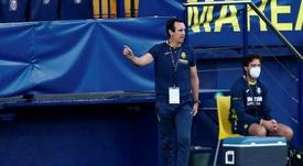 Villarreal sur sa meilleure série depuis 4 ans. EFE