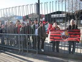 El Reus fue expulsado de LaLiga en 2019 por impagos. EFE