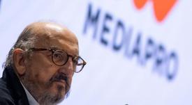 Mediapro no puede cumplir con el acuerdo original. EFE