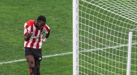 El conjunto dirigido por Garitano solo ha anotado cuatro goles en seis partidos. EFE