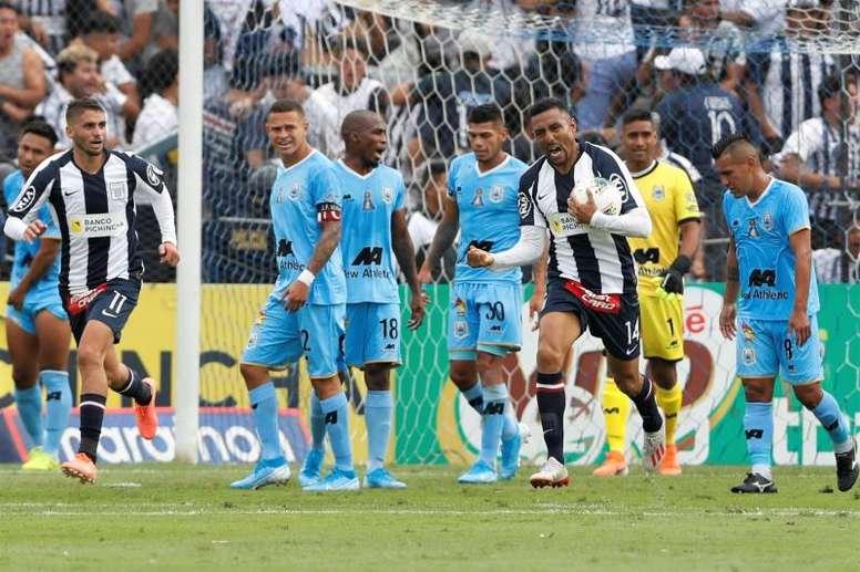 Binacional dijo adiós a la Libertadores con 25 goles encajados. EFE/Archivo