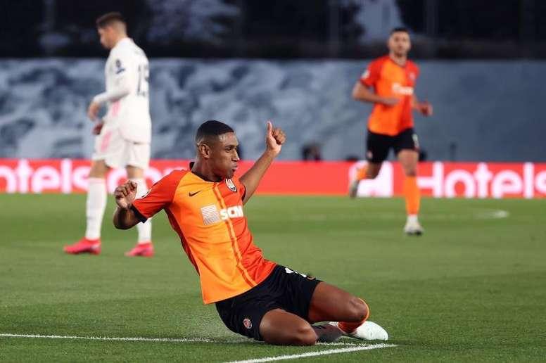 El Madrid se quemó a lo bonzo en 45 minutos desastrosos. EFE