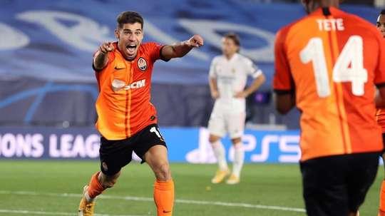 Bochornoso debut del Real Madrid. EFE
