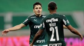 Decisivo, Rony supera críticas e vira peça-chave do Palmeiras de Abel Ferreira. EFE