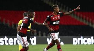 Confira a lista dos artilheiros da Copa Libertadores 2020-2021. EFE/Buda Mendes