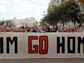 Sexto aniversario de la llegada de Lim al Valencia. EFE