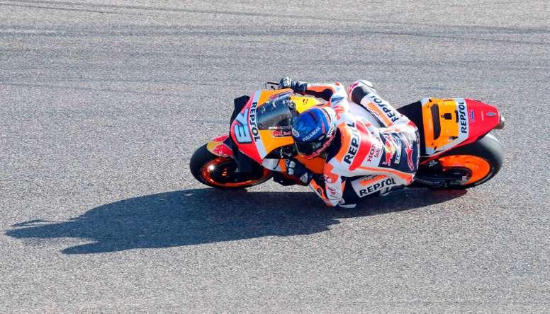 El piloto Alex Márquez (Repsol Honda Team). EFE/Javier Cebollada/Archivo