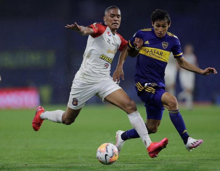 Agustín Obando fue sometido con éxito a una operación debido a su lesión. EFE