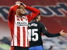 El Granada amargó al PSV. EFE