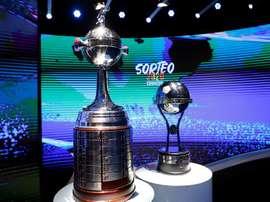 La CONMEBOL anunció los horarios de los octavos de final. EFE