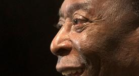 'O Rei' Pelé y un cumpleaños marcado por la pandemia. EFE