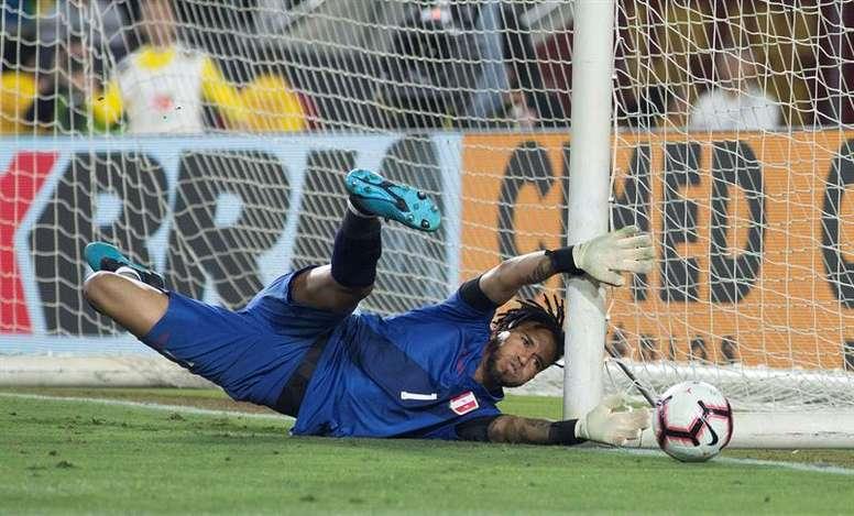 Gallese destacó su gran momento en la MLS. EFE