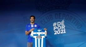 Celso Borges quiere liderar al Deportivo en Segunda B. EFE