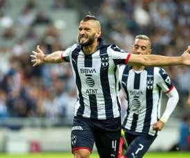 Monterrey salva la resaca de la Copa. EFE/Miguel Sierra/Archivo