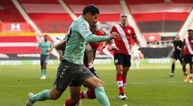 Los 'Saints' dejan sin invictos a la Premier League. EFE/Frank Augstein