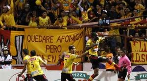 Pérez Zeledón rompe la espectacular racha de Alajuelense. EFE/Jeffrey Arguedas/Archivo