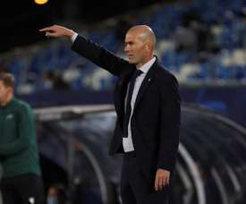 Zidane will have his doubts. EFE