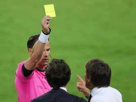 Makkelie will take charge of the match between Juventus and Barcelona. EFE