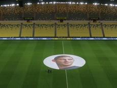 Emiliano Sala falleció en un accidente de avión en 2019. EFE