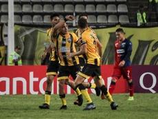 Táchira y Deportivo Lara, a la cabeza en Venezuela. EFE
