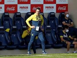 El Villarreal visita al Qarabag dispuesto a demostrarle su efectividad fuera de casa. EFE