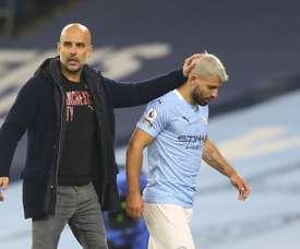 Guardiola is thinking of Darwin Nunez for Man City. AFP