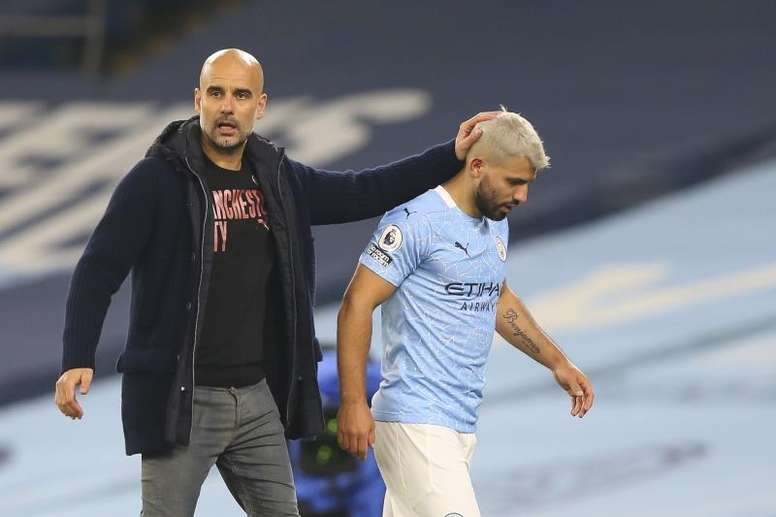 Guardiola is thinking of Darwin Nunez for Man City. AFP