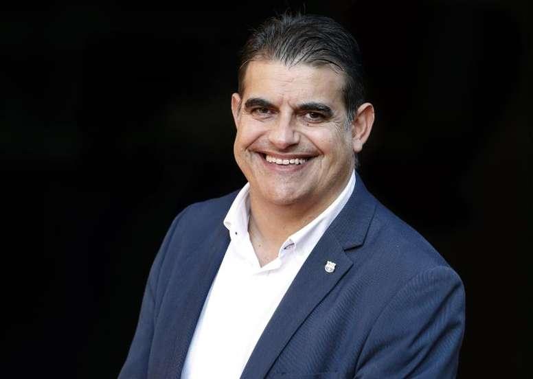 Lluís Fernández Alà esperaba la dimisión de Bartomeu. EFE