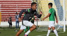 Jhasmani Campos no jugará más para la Selección de Bolivia. EFE