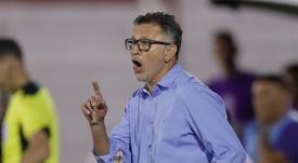River Plate quiere ahondar en las dudas de Osorio. EFE/Archivo