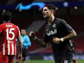 Arsenal revient à la charge pour Szoboszlai. EFE
