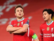 El Liverpool 'B' también gana. EFE/Michael Regan