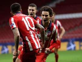 Correa is a perfect partner for Felix. EFE