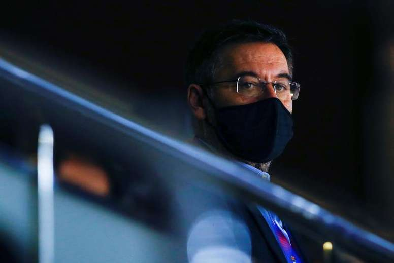 Bartomeu resigned after a highly controversial summer. EFE