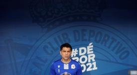 Nacho González prometió ir a más a medida que pase el tiempo. EFE
