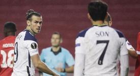 El Tottenham cosechó su primera derrota en la Europa League. EFE/EPA