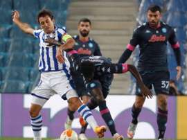Koulibaly y el Nápoles son de Champions. EFE
